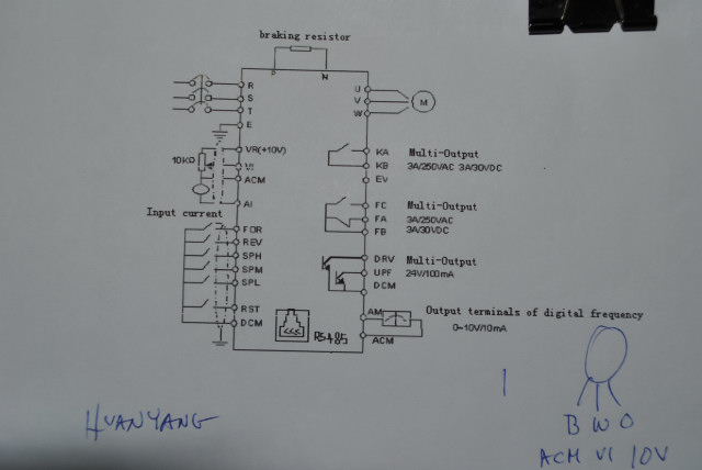 Marvelous Need Help Wiring A Potentiometer To A Vfd Ranpur Mohammedshrine Wiring Digital Resources Ranpurmohammedshrineorg