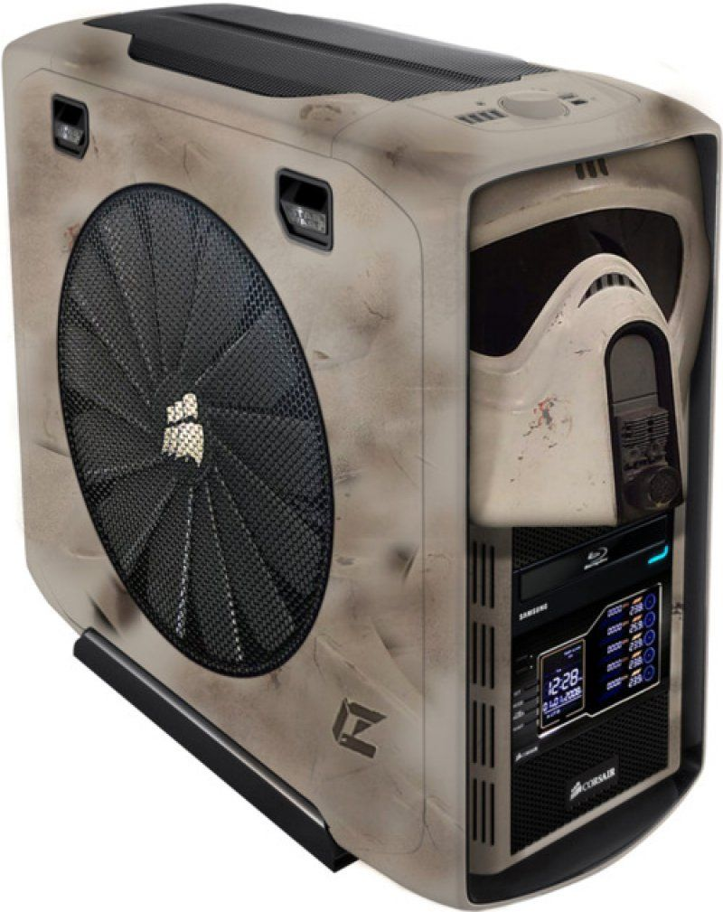 Phenomenal Star Wars Scout Trooper Pc Case Mod Dorkly Picture Products I Ranpur Mohammedshrine Wiring Digital Resources Ranpurmohammedshrineorg