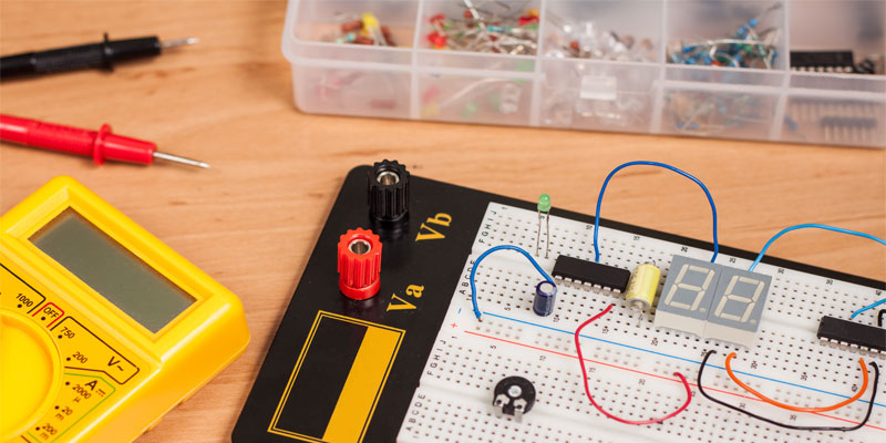 Brilliant Introduction To Basic Electronics Electronic Components And Projects Ranpur Mohammedshrine Wiring Digital Resources Ranpurmohammedshrineorg