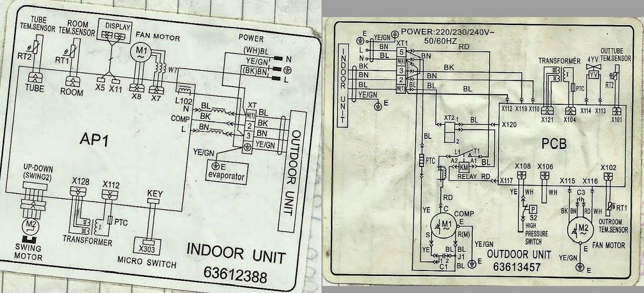 Enjoyable Electrical Wiring Diagrams For Air Conditioning Systems Part Two Ranpur Mohammedshrine Wiring Digital Resources Ranpurmohammedshrineorg