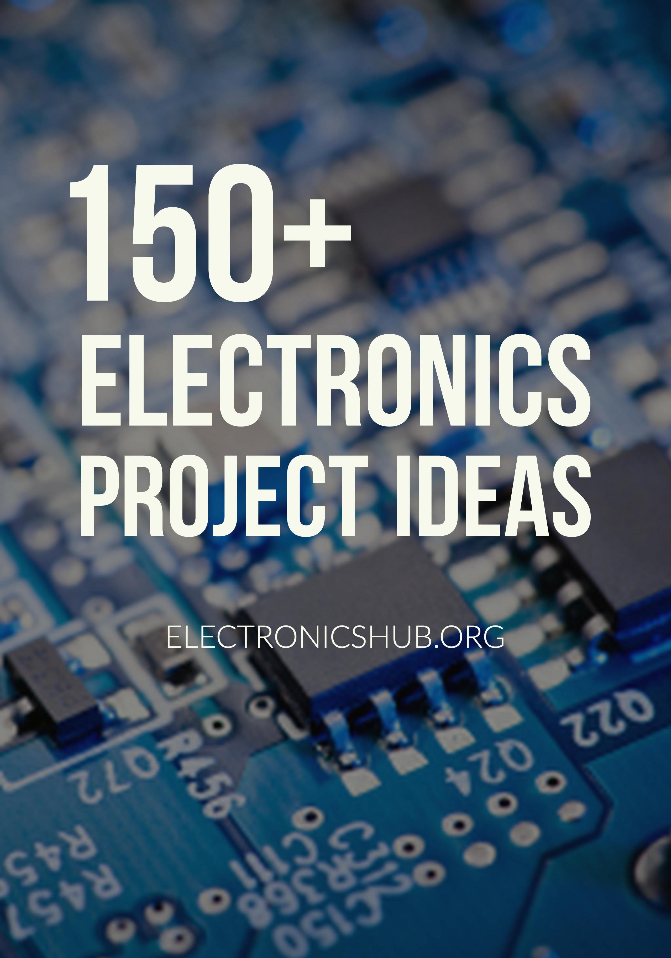 Outstanding 150 Electronics Projects For Engineering Students Ranpur Mohammedshrine Wiring Digital Resources Ranpurmohammedshrineorg