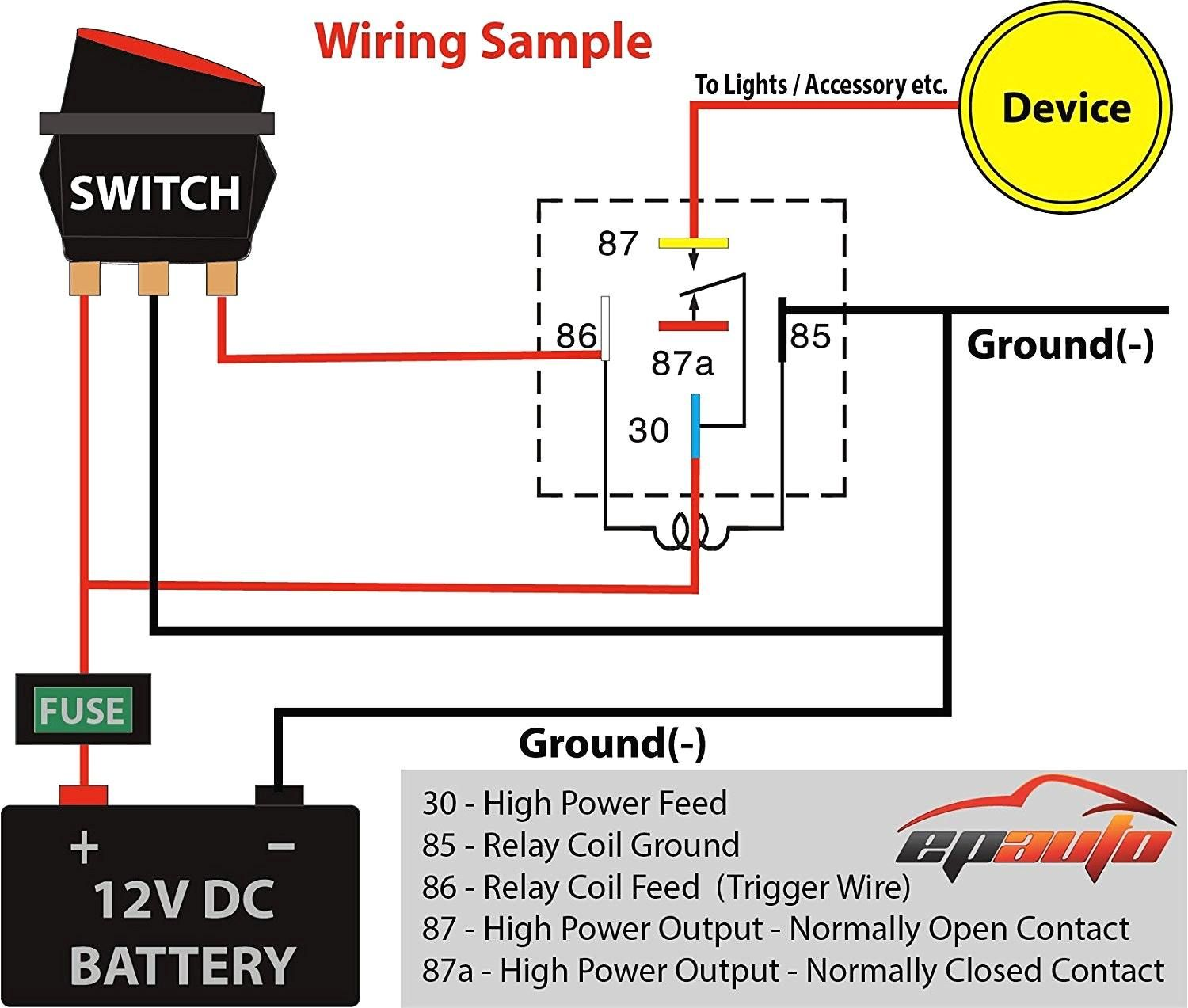 Groovy Bosch Relay Wiring Diagram Forn Automotivens Gtsparkplugs And Pin Ranpur Mohammedshrine Wiring Digital Resources Ranpurmohammedshrineorg