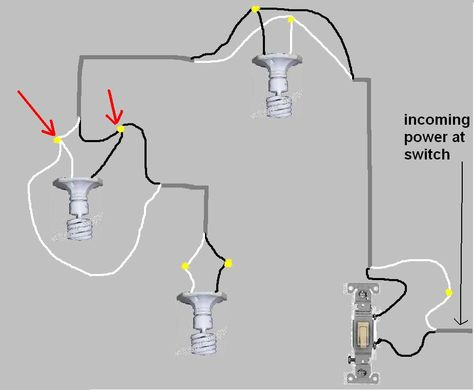 Prime Pin By Dave Toms On Circuits Daisy Chain Lighting Wire Ranpur Mohammedshrine Wiring Digital Resources Ranpurmohammedshrineorg
