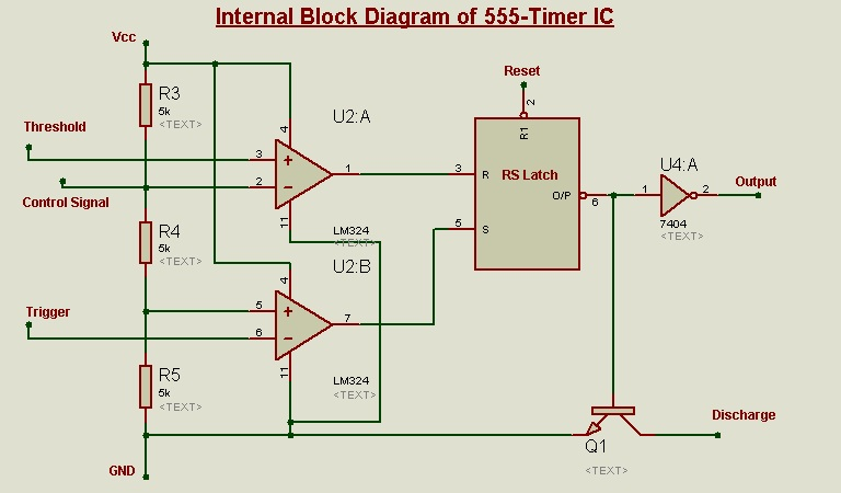 Excellent 555 Timer Circuits In Proteus Electronic Circuits And Diagrams Ranpur Mohammedshrine Wiring Digital Resources Ranpurmohammedshrineorg