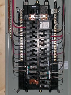 Magnificent Electrical Panel Wiring Diagram Basic Electronics Wiring Diagram Ranpur Mohammedshrine Wiring Digital Resources Ranpurmohammedshrineorg