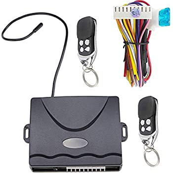 Surprising Remote Keyless Entry For Car Central Lock Ke851Hc Amazon Co Uk Car Ranpur Mohammedshrine Wiring Digital Resources Ranpurmohammedshrineorg