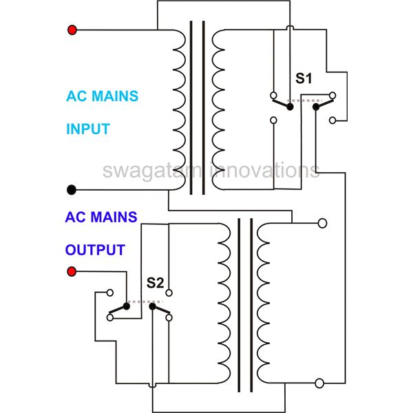 Excellent Autotransformer Wiring Diagram Basic Electronics Wiring Diagram Ranpur Mohammedshrine Wiring Digital Resources Ranpurmohammedshrineorg