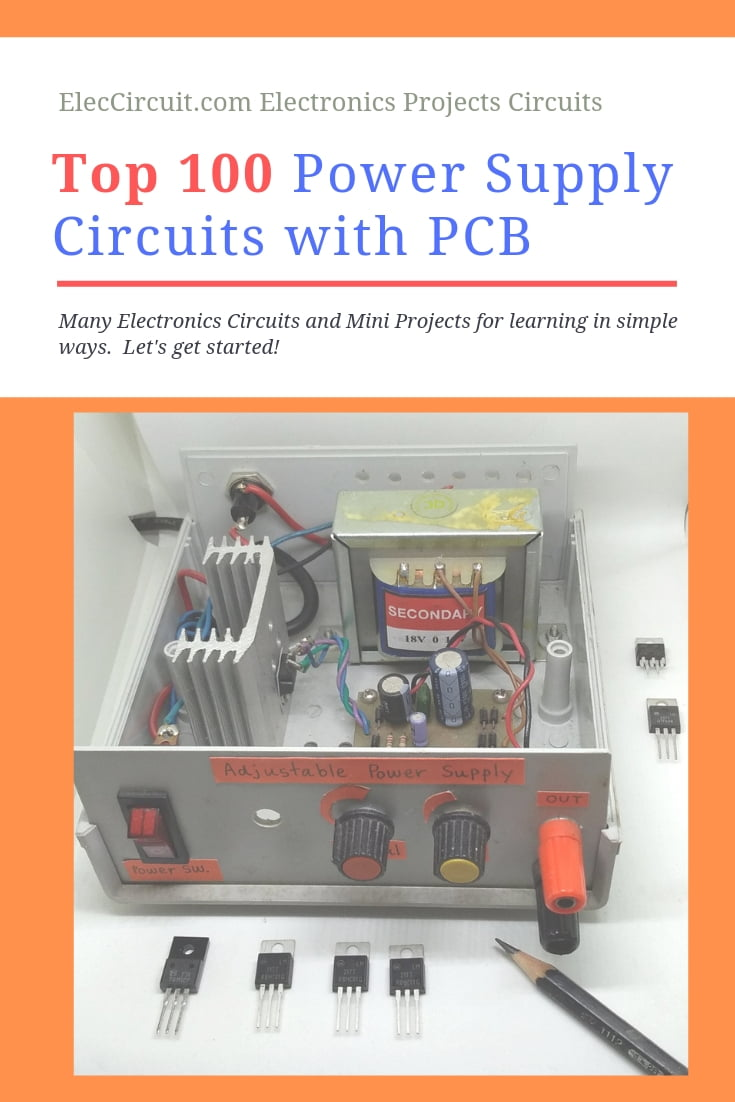 Super 100 Power Supply Circuit Diagram With Pcb Eleccircuit Com Ranpur Mohammedshrine Wiring Digital Resources Ranpurmohammedshrineorg