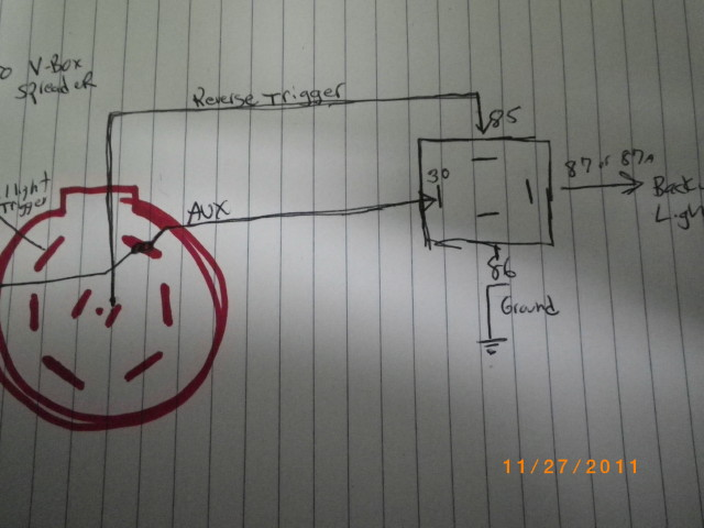 Terrific Wiring Diagram For Reverse Lights On A Trailer Basic Electronics Ranpur Mohammedshrine Wiring Digital Resources Ranpurmohammedshrineorg