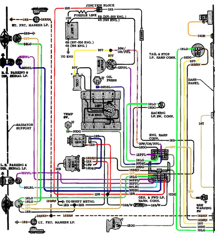 Surprising 1969 Chevelle Wiring Diagram As Well 1967 Chevelle Wiring Diagram Ranpur Mohammedshrine Wiring Digital Resources Ranpurmohammedshrineorg