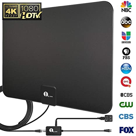 Superb Amazon Com Upgraded 2019 1Byone Digital Amplified Indoor Hd Tv Ranpur Mohammedshrine Wiring Digital Resources Ranpurmohammedshrineorg