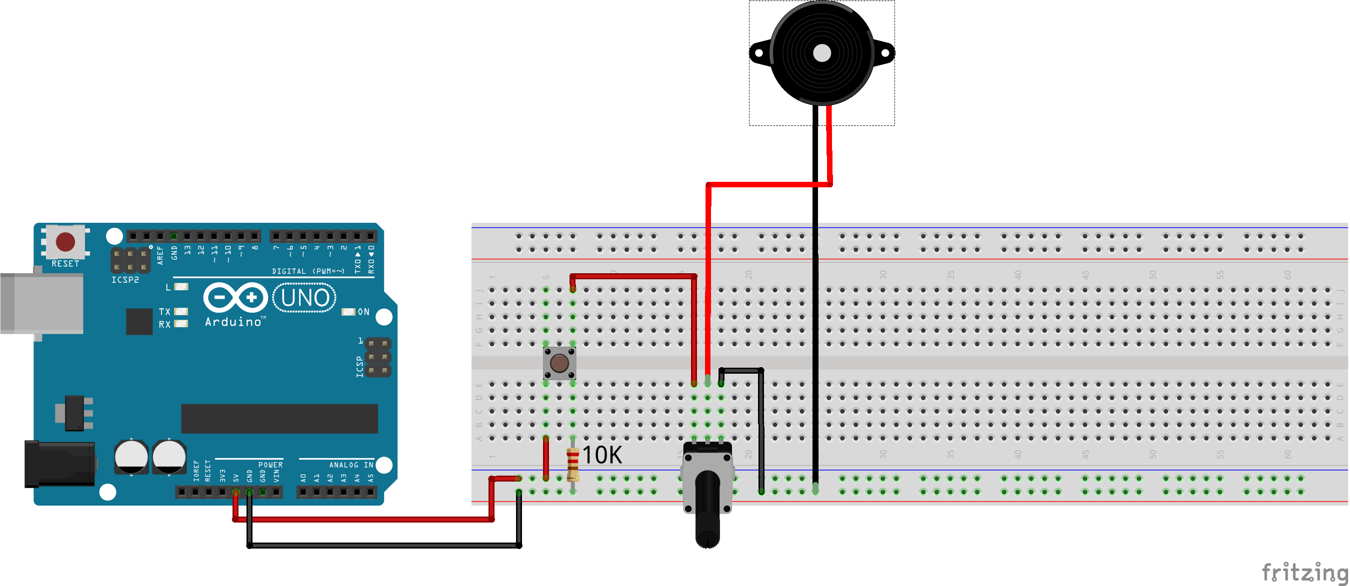 Incredible Arduino Uno What Is The Correct Way To Wire A Piezzo Buzzer With A Ranpur Mohammedshrine Wiring Digital Resources Ranpurmohammedshrineorg