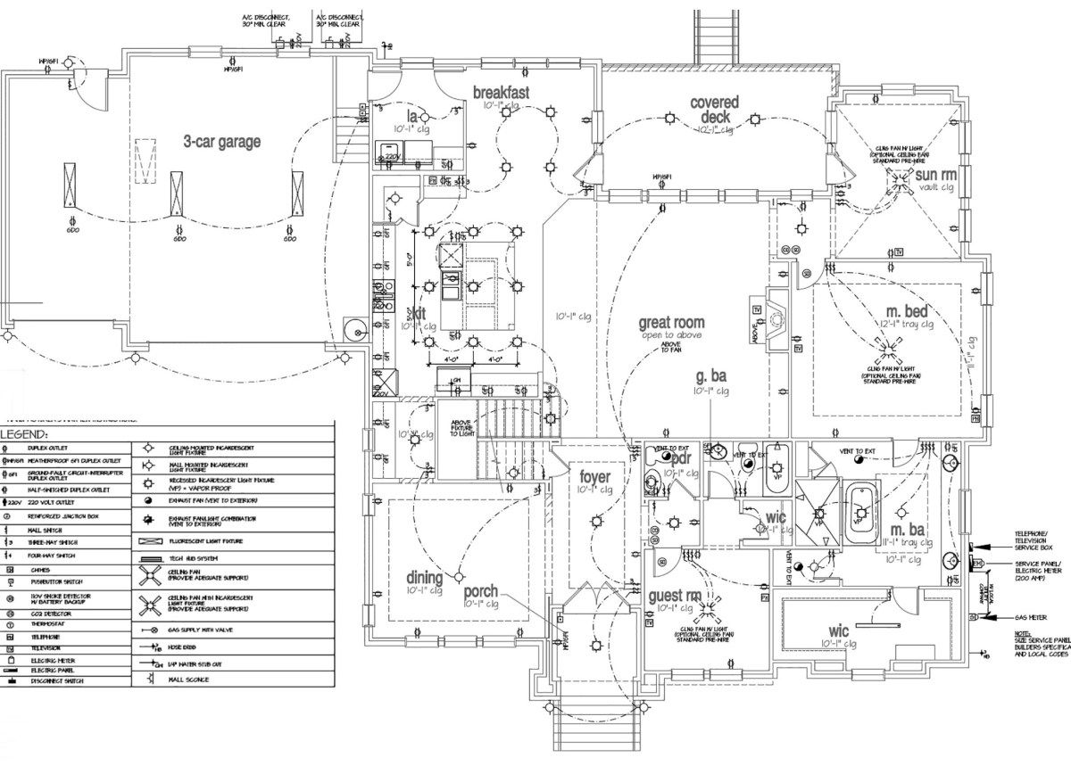 Awesome Electrical Plan For New House Basic Electronics Wiring Diagram Ranpur Mohammedshrine Wiring Digital Resources Ranpurmohammedshrineorg