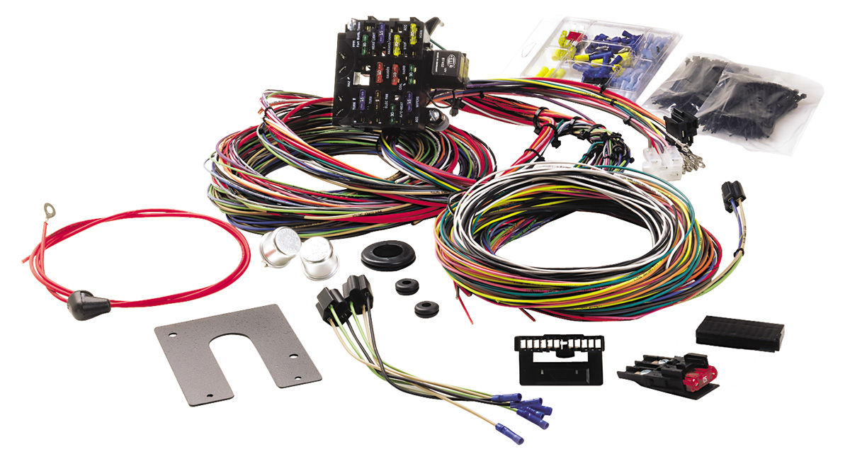 Superb Painless Performance Wiring Harness 21 Circuit Classic Non Gm Keyed Ranpur Mohammedshrine Wiring Digital Resources Ranpurmohammedshrineorg