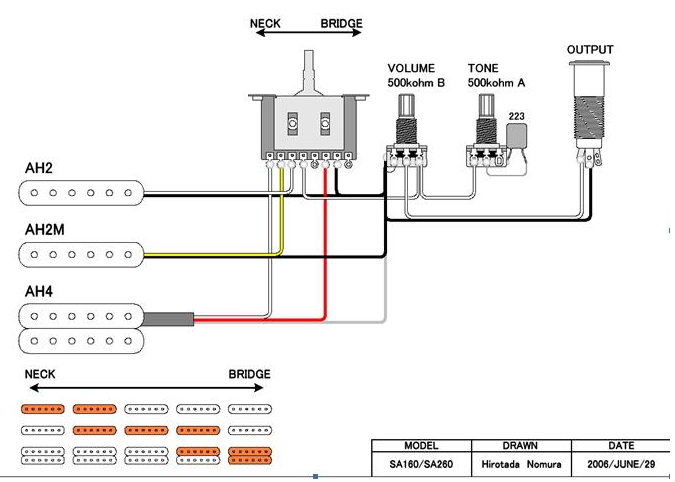 Ibanez Inf3 Wiring Diagram