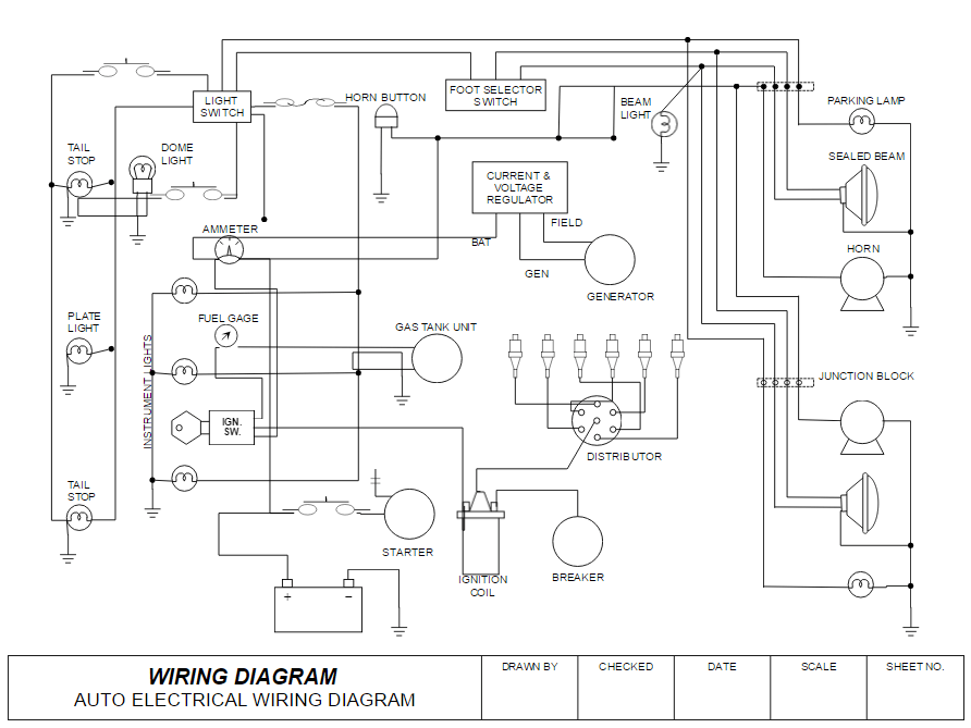 Outstanding How To Draw Electrical Diagrams And Wiring Diagrams Ranpur Mohammedshrine Wiring Digital Resources Ranpurmohammedshrineorg