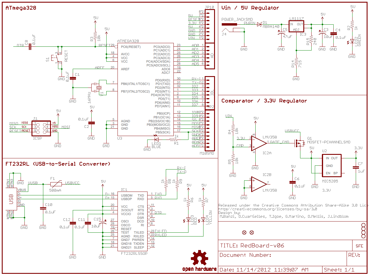 Magnificent How To Read A Schematic Learn Sparkfun Com Ranpur Mohammedshrine Wiring Digital Resources Ranpurmohammedshrineorg