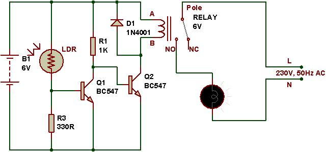 Astonishing How To Use A Relay Buildcircuit Electronics Ranpur Mohammedshrine Wiring Digital Resources Ranpurmohammedshrineorg