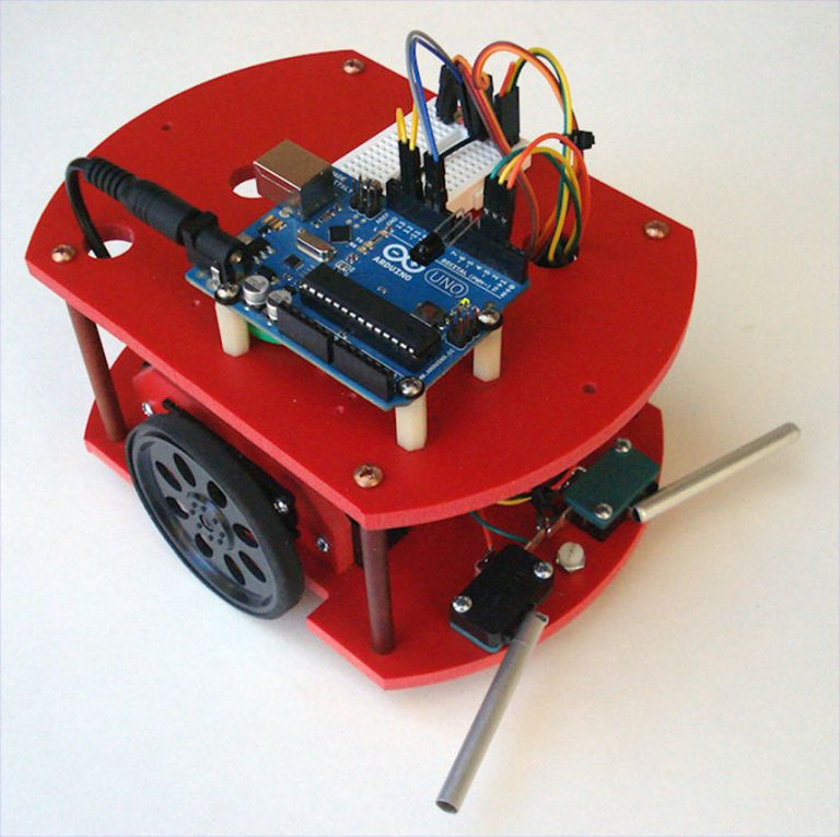 Excellent Build Your First Robot With Plans And Step By Step Instructions Ranpur Mohammedshrine Wiring Digital Resources Ranpurmohammedshrineorg